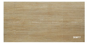 Porcelain Wooden Interior Ceramic Wall Tile (300X600mm)