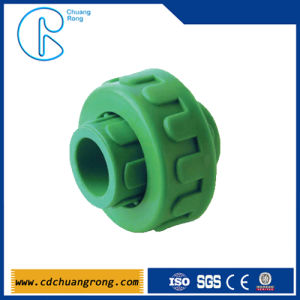 Sanitary Pipe Fitting 63mm PPR Plastic Union pictures & photos