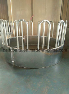 Round Bale Feeder Hot Dipped Galvanised Round Bale Feeder pictures & photos