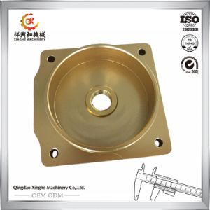 OEM Bronze Casting Brass Machinery Parts pictures & photos
