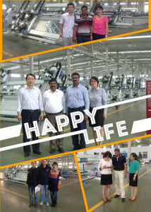 CNC Insulating Glass Butyl Coating Machine pictures & photos