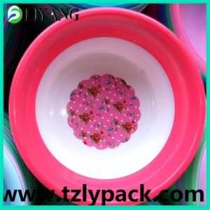 Design for Product Color, Iml for Plastic Washbasin pictures & photos