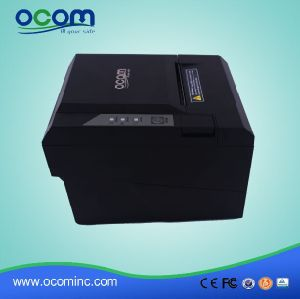 Wholesale 80mm POS Thermal Receipt Printer (OCPP-80G) pictures & photos