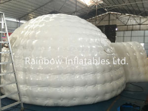 New Design Hot Sale Inflatable Sealed Dome Tent pictures & photos