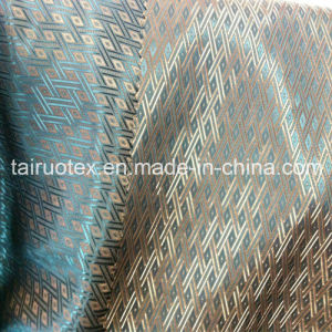 100% Polyester Jacquard Lining Fabric for Man Suit pictures & photos