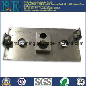 Custom High Demand Sheet Metal Fabrication Steel Plate pictures & photos