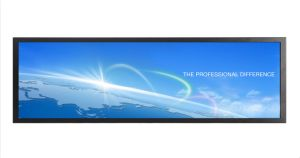 42 Inch Cut 1/3 LCD Bar Display with 1920X537 Resolution pictures & photos