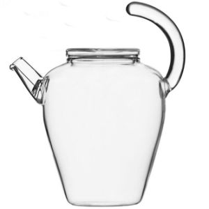 Elegant European Design 600ml Glass Water Pitcher, Glass Teapot Set, Water Teapot pictures & photos