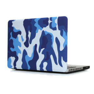 Camouflage Woodland Printed Hard PC Laptop Case for MacBook pictures & photos