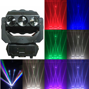 LED 12W Roller Moving Head Spider Beam Light Newest