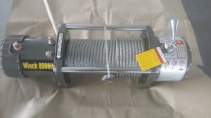 Resistent CM8000lb (12V/24V) Winch CE Approved for UTV Recovery pictures & photos