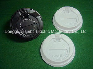 Intelligent High Speed Automatic Plastic Cake Tray/Cookies Tray/Cup Lids Forming Making Machine pictures & photos