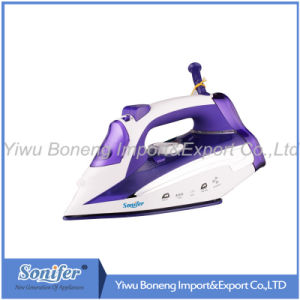 Travelling Steam Iron Sf-9003 Electric Iron with Ceramic Soleplate (Blue) pictures & photos
