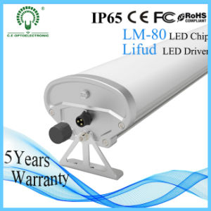 Hot Sell 60W LED Tri-Proof Light Aluminum Housing pictures & photos