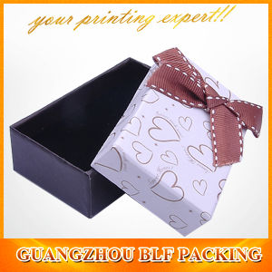 Decorative Cardboard Storage Boxes Lids (BLF-GB537) pictures & photos