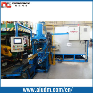 Price Competitive Aluminum Extrusion Machine in Billet Heating Furnace pictures & photos