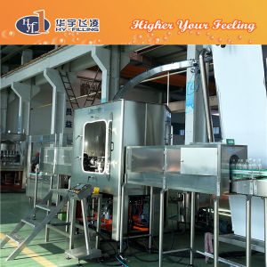 Hy-Filling Pet Flavor Milk Hot Filling Machine pictures & photos