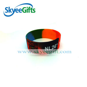 Eco-Friendly Silicone Wristband for Sports pictures & photos