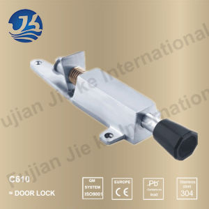 304 Stainless Steel Solid Casting Door Stop (C610)