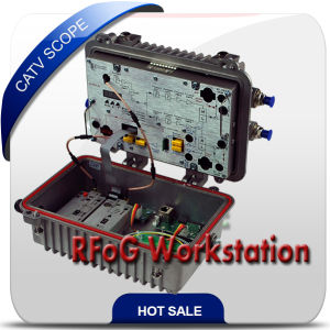 Gn-2r-M Outdoor Rfog Bi-Directional Optical Receiver Workstation pictures & photos