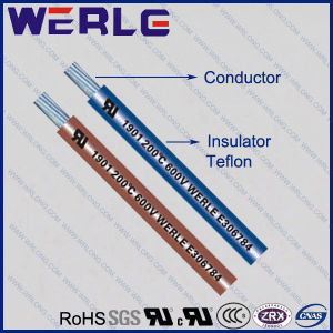 UL 1901 AWG 14 Approval FEP Insulation Stranded RoHS Wire pictures & photos