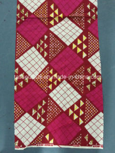 Hot Sale African Wax Prints Fabric W2015116 pictures & photos
