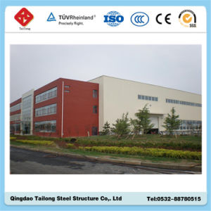Prefabricated Steel Structure Storage Warehouse pictures & photos