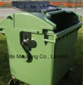 Environmental Protection Container ABS Plastic Injection Parts and Moulds pictures & photos