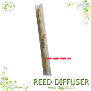 3.0mm*23.5mm Reed Diffuser Natural Aroma, Rattan Core for Fragrance Gift Set/Bamboo Reed Stick pictures & photos