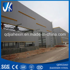 Famous Prefabricated Light Large Span Steel Structure Warehouse pictures & photos