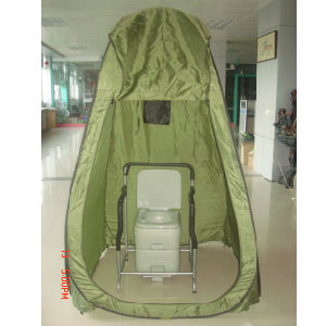Portable Toilet Outdoor Mobile Toilet Plastic Hdep pictures & photos