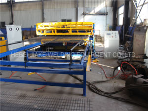CNC Fence Panel Mesh Welding Machine pictures & photos