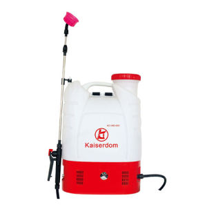 18L Knapsack Electric Battery Sprayer (KD-18D-009) pictures & photos