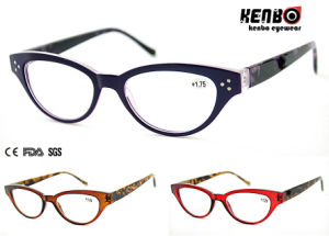 Hot Sale Fashion Reading Glasses for Lady, CE, FDA, Kr5194 pictures & photos