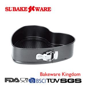 Heart Springform Carbon Steel Nonstick Bakeware (SL-Bakeware)