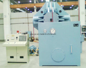 Super-Hard Material Cubic Hydraulic Press pictures & photos