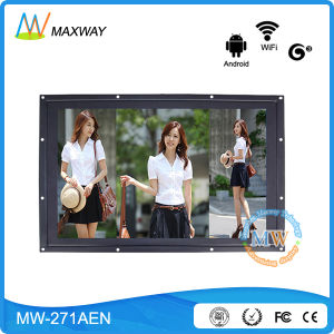 1920*1080 Android 27 Inch 16: 9 LCD Advertising Player with Network pictures & photos