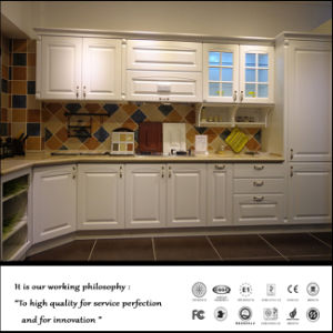Home Decoration Kitchen Furniture Wooden Cabinet pictures & photos