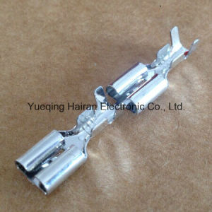 Auto Cable Wire Connector Housing Contact DJ7042-6.3-21 pictures & photos