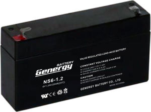 CE, UL Approved /AGM VRLA Battery/ UPS Battery (NS6-1.2)