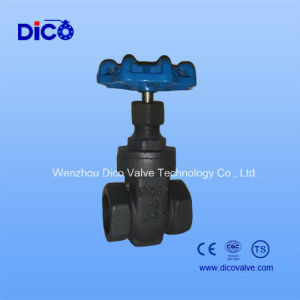 200psi Wcb Gate Valve with Screw End (DICO Brand) pictures & photos