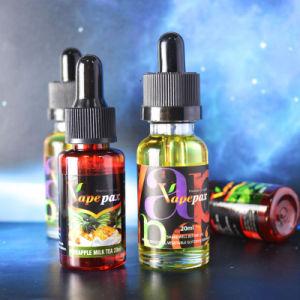 Super E-Liquid, E Liquid, Eliquid in Different Nicotine Strengths (HB-V084) pictures & photos