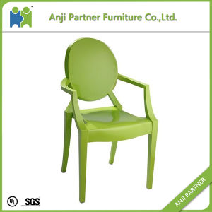 China Professional Wholesale Portable Polycarbonate 4 Legs Dining Chair (Melor) pictures & photos