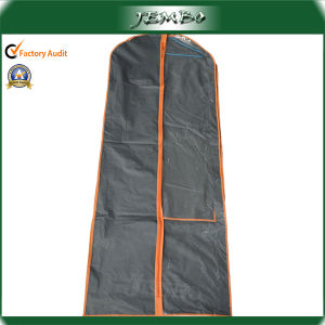 Custom Long Evening Dress Suit Cover Garment Bag pictures & photos