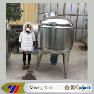 Stainless Steel Mixing Tank Emulsification Tank pictures & photos