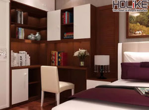 Guangzhou Holike High Environmental Wooden Bedroom Cabinet