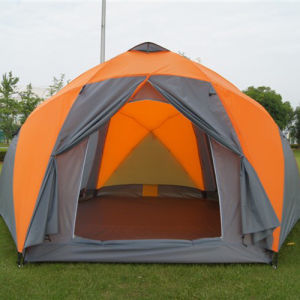 Hot Selling Double-Layer Waterproof Camping Beach Even Lightweight Tent