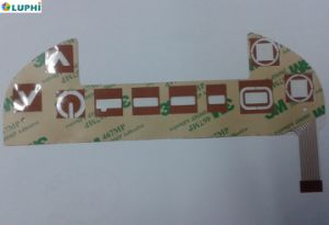 OEM FPC Flexible Printed Circuit with 3m Back Adhesive pictures & photos