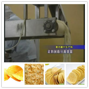 Automatic Frozen French Fries Production Line (SH100) pictures & photos