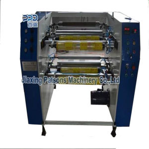 Automatic Pre Stretche Film Slitter Rewinder Machine pictures & photos